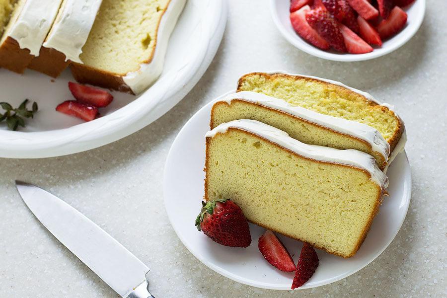 Easter Pound Cake Recipes