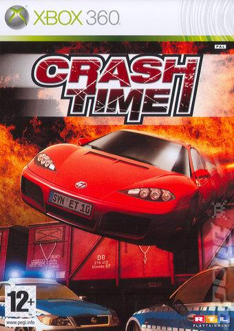 Covers Amp Box Art Crash Time Xbox 360 1 Of 1