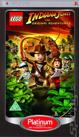 Covers Amp Box Art Lego Indiana Jones The Original