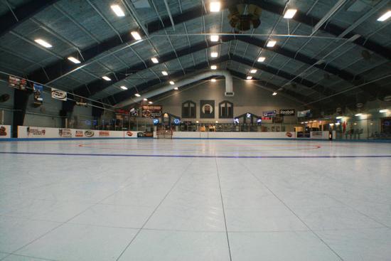 Inline Floor Hockey