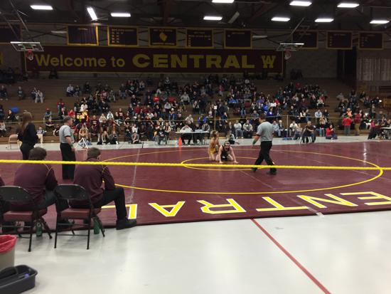Greater Metro Conference Wrestling