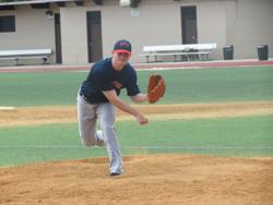 Cardinals Dylan Mouzakes