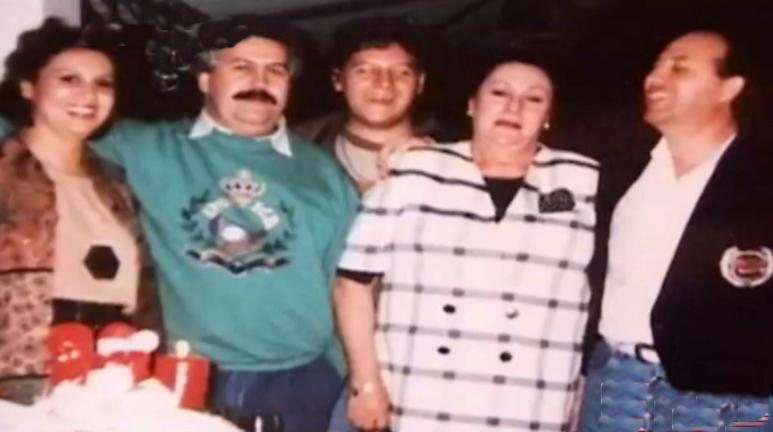 Familia De Pablo Escobar Actualmente