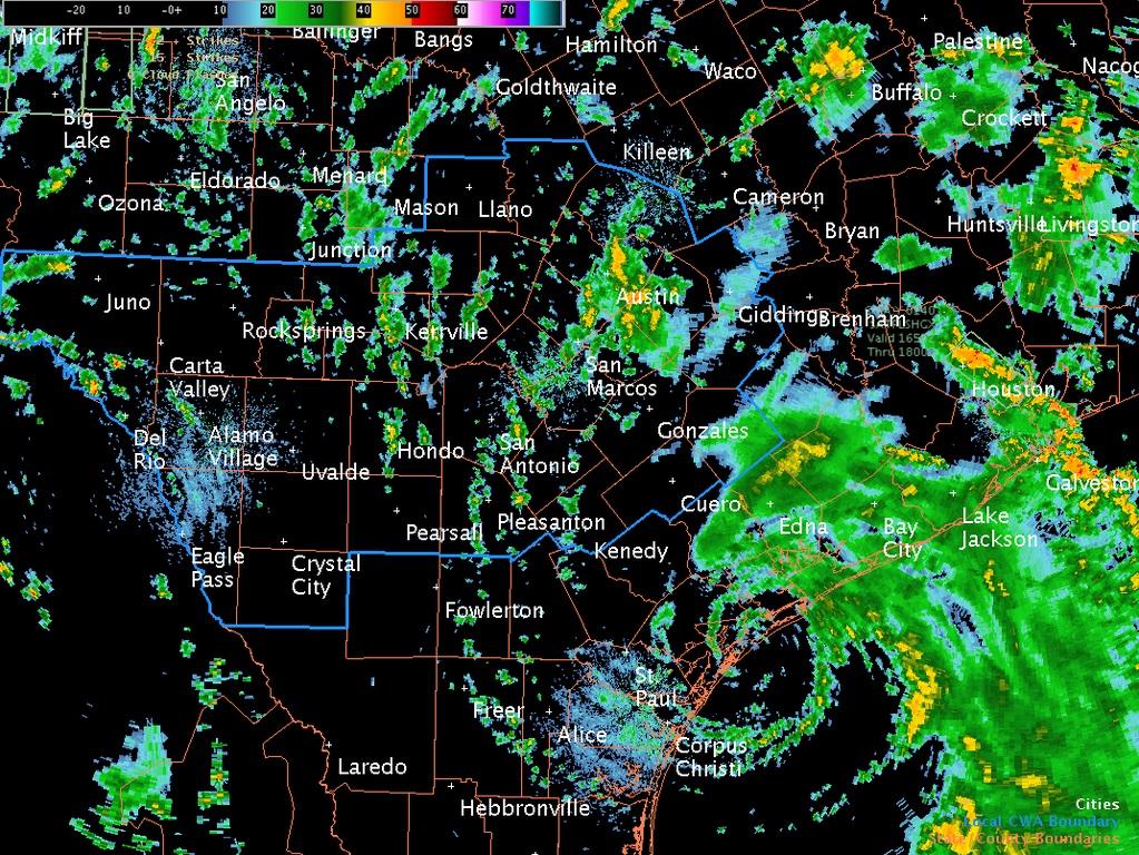 Clima En San Antonio Pron 243 Stico Radar Condiciones