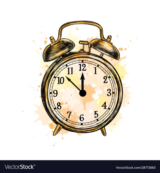 Alarm Clock Og Classic Vintage