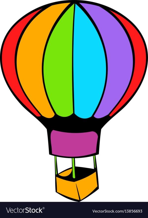 hot air balloon # 89