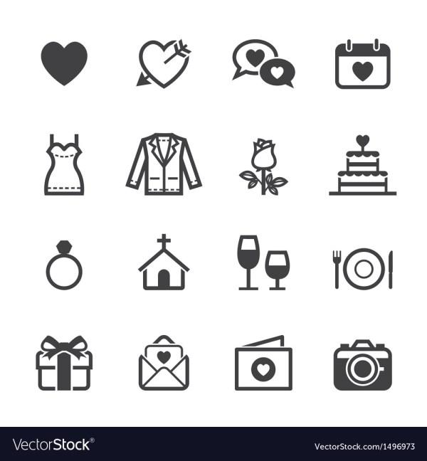 free wedding icons # 1
