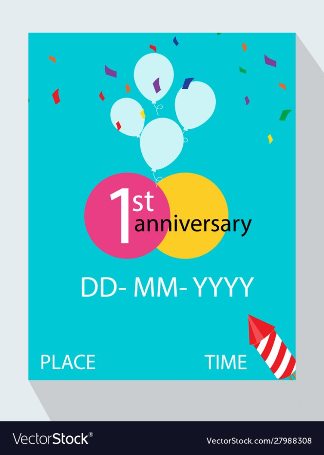 Birthday Party Invitation Card You Are