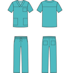 Medical Suit Vector Images Over 920
