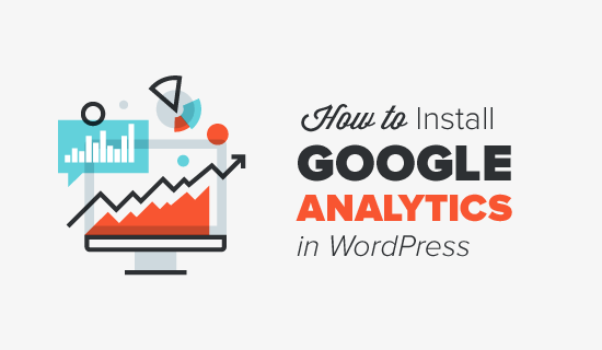 how to install google analytics on WordPress website