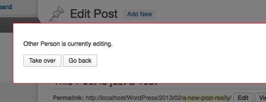 blocarea editarii in wordpress 3.6
