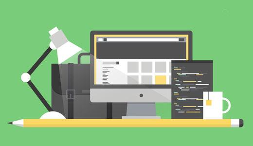 Portfolio in WordPress