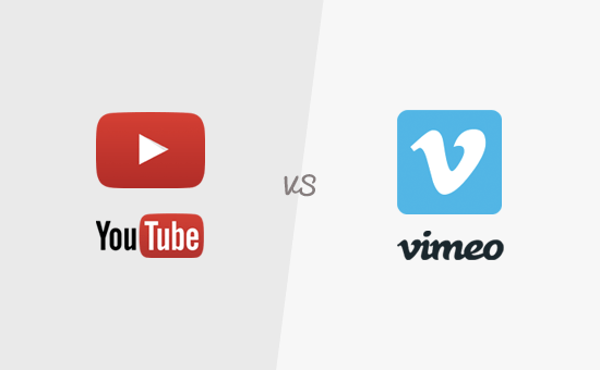 YouTube vs Vimeo - choosing the best platform for WordPress videos