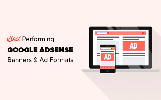 Google AdSense Banner Sizes