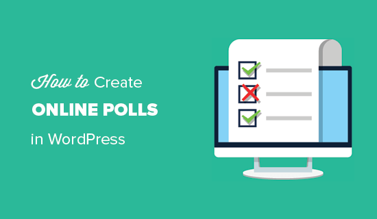 How to create an online poll in WordPress