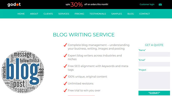 Business Blogs