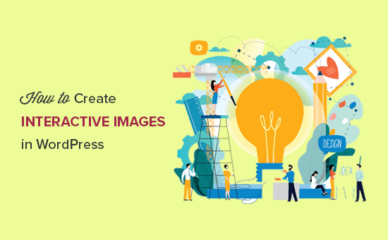 Create Interactive Images in WordPress