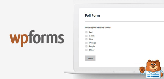WPForms Poll