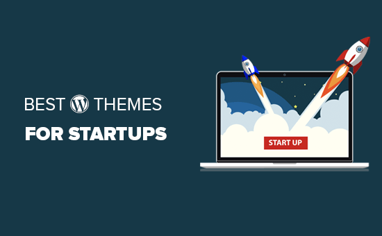 Best WordPress themes for statups