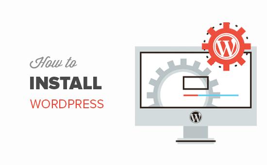 How to easily install WordPress