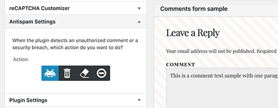 Что делать со спам-комментариями