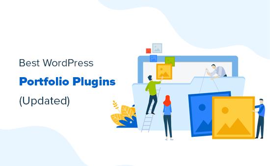 Top WordPress portfolio plugins