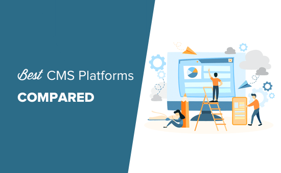 Best CMS platforms compared