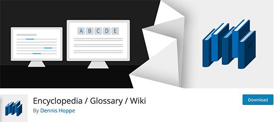 Ensiklopedia / Glosarium / Wiki