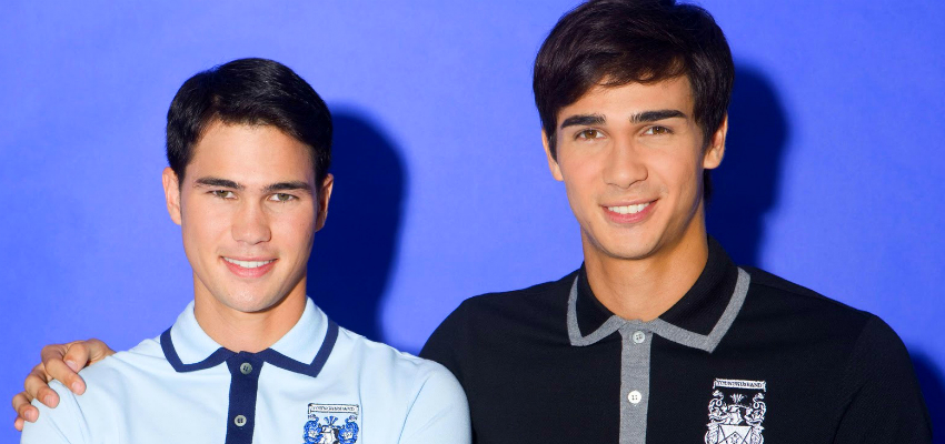 James and Phil Younghusband