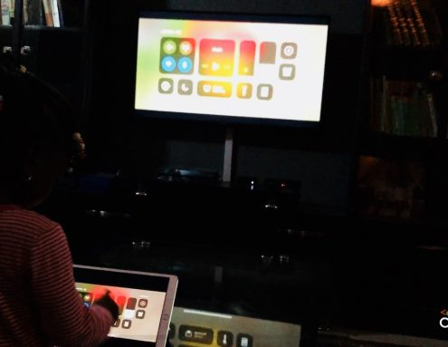 airplay on TV