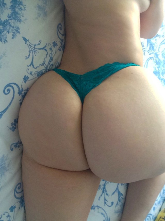 Whooty The Biggest And Roundest White Butts