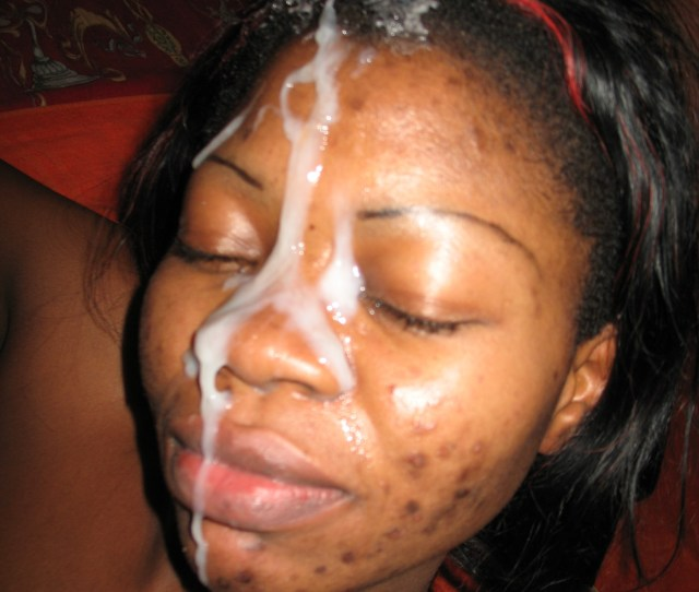Black Girls Cum Facials