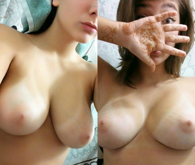 Perfect Girl Takes Naked Selfies