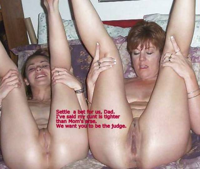 Family Incest Mother Daughter Daddy Porn Pic Caption