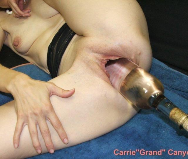 Stretched Pussy