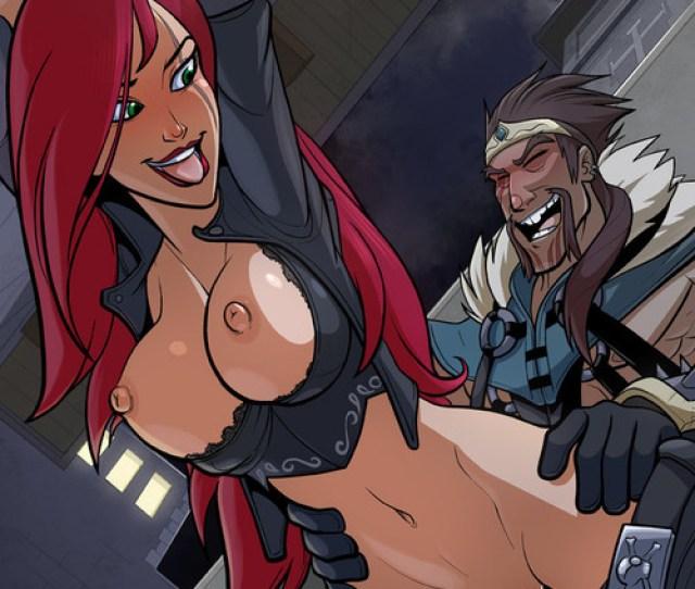 League Of Legends Porn Art