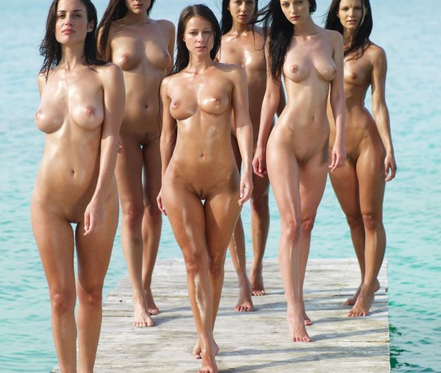 Best Naked Groups Part Ii