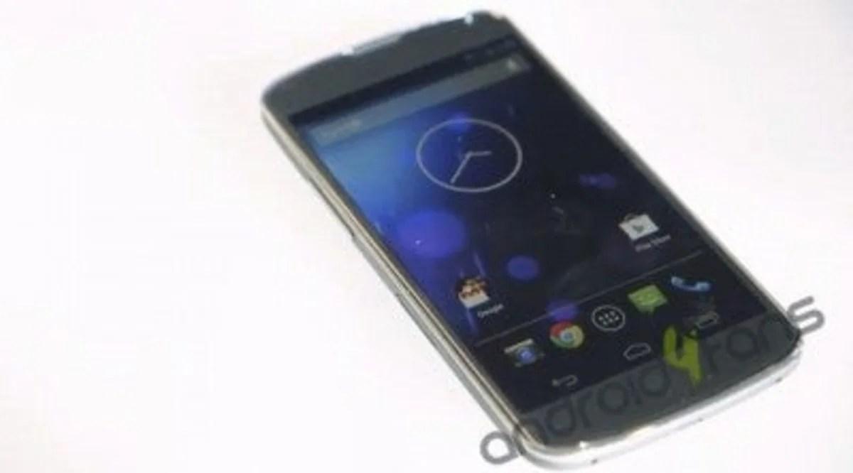 Foto filtrada Nexus 4 Blanco