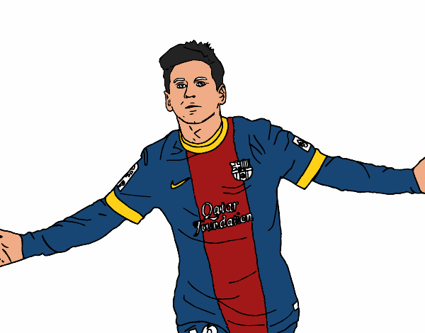 colored page messi painteduser not registered
