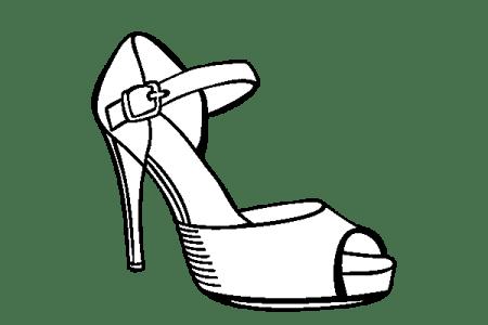 best Dibujos De Huellas De Zapatos image collection