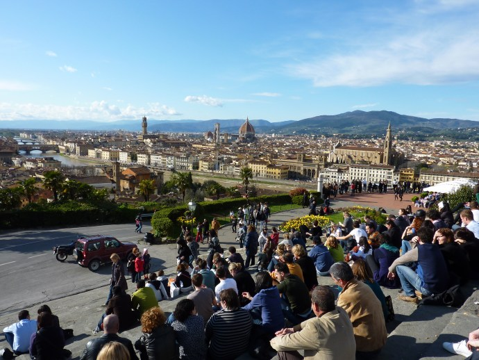 Piazzale Michelangelo Florença