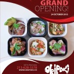 Entry 6 By Rzlrip For Design Restaurant Grand Opening Flyer Freelancer