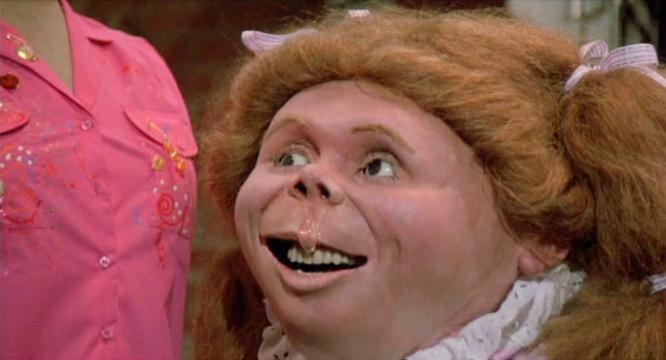 Image result for garbage pail kids movie messy tessy