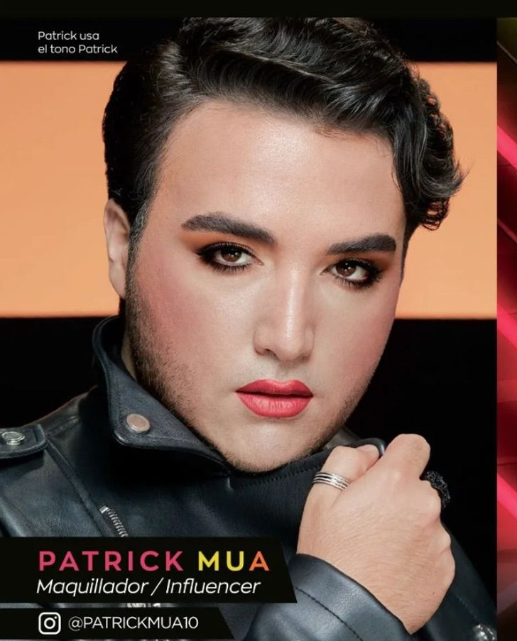 Captura de Pantalla 2021 01 11 a las 14.48.50 - Avon breaks down gender stereotypes and uses male models to promote their makeup. Makeup's no longer just for women.