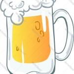 Beer Mug Royalty Free Vector Image Vectorstock