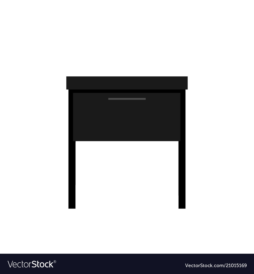 Nightstand Bedside Table Table With Drawer A