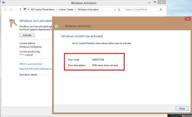 0x8007232B - Обложка - Центр обновления Windows - Windows Wally