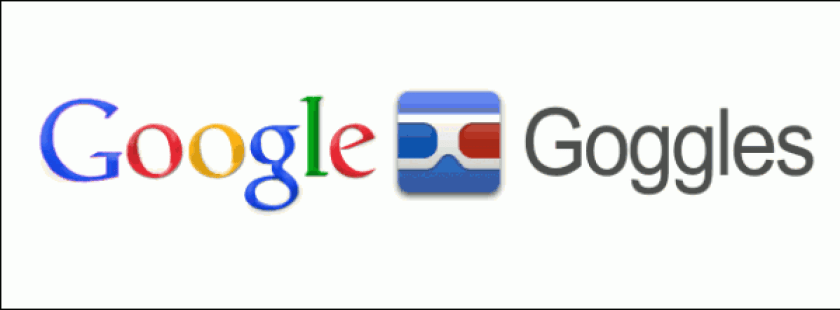 Google Goggles logo - Google failed products