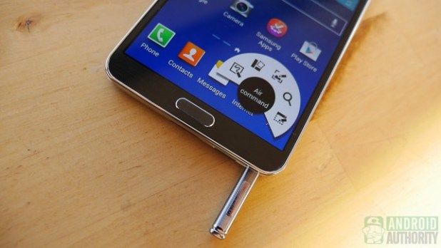 Samsung Galaxy Note 3 S Pen