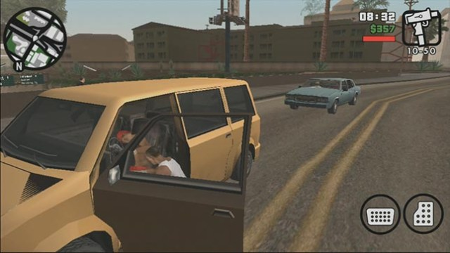 Grand Theft Auto San Andreas the good and bad